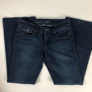 LOFT by Ann Taylor Women's Modern Flare Jeans